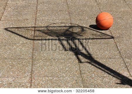 Basketball Shadows