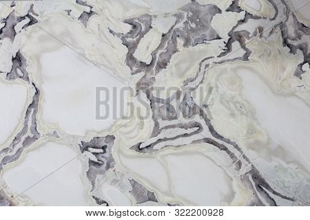 Grey Marble Texture Background With Detailed Structure Bright And Luxurious.