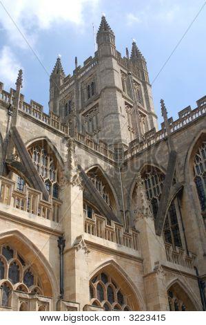 Bath Abbey In England