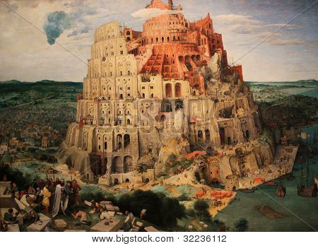 Tower Of Babel (babylon)