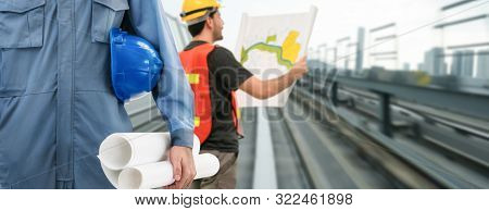 Engineering People Solution Service Concept.