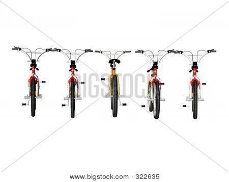 Odd Bicycles