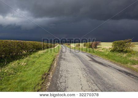 Dark Sky Landscape