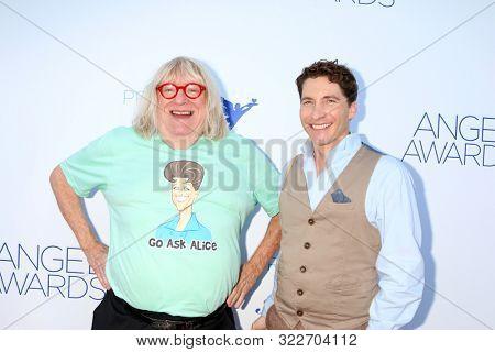 LOS ANGELES - SEP 13:  Bruce Vilanch, Mark Cirillo at the Project Angel Food Awards Gala at the Garland Hotel on September 13, 2019 in Los Angeles, CA