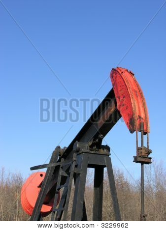 Oil Well Pumping