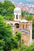 Ruins of Church of Holy Saviour in Prizren city, Kosovo poster