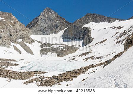 Forester Pass, Sierra Nevada