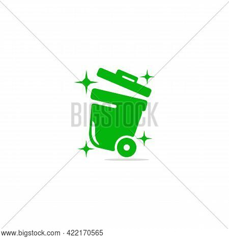 Recycle, Junk, Fresh, Was, Clear Royalty Branding Vector Logo