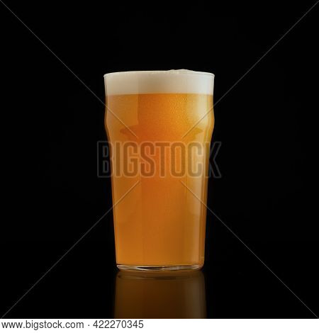 Delicious Drink, Pint Of Craft Beer, Business And Ad