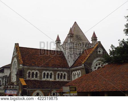 All Saints Anglican Church In Galle, Sri Lanka