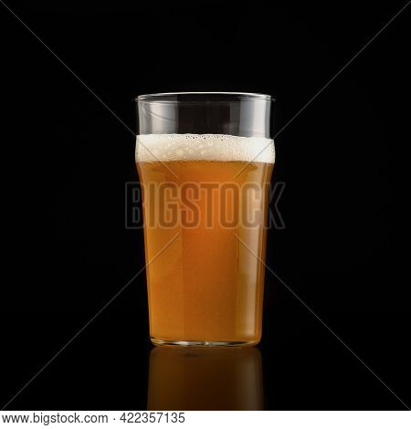Beer Style, Business And Drink Production, Pint Of Lager