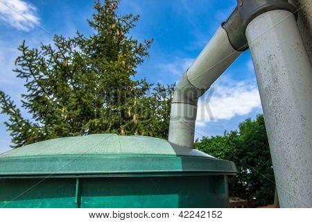 Regenwasser Rekuperator