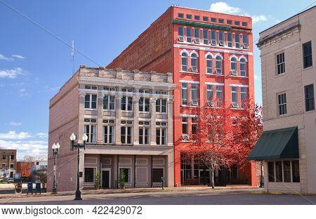 Historic Downtown - Shreveport, La Historic Downtownt Atea