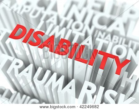 Disability Background Conceptual Design.