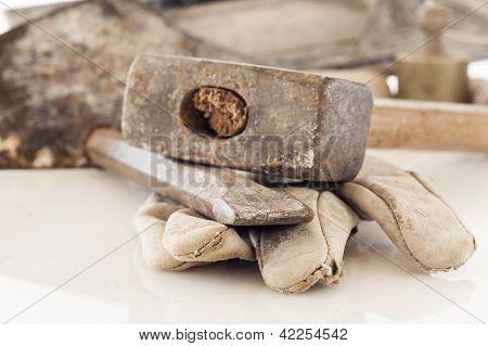 Maurer-Werkzeuge