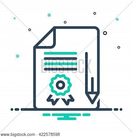 Mix Icon For Legal-documents Legal Documents Agreement Contract Legal-paper Pleadings Justice Securi