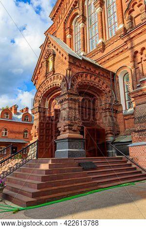 The Vvedensky Convent In Ivanovo In Russia