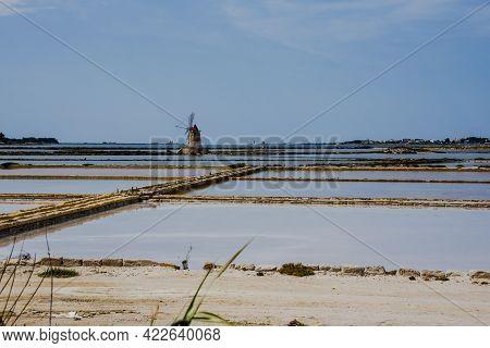 2021 05 29 Marsala Windmills In The Salt Flats 5