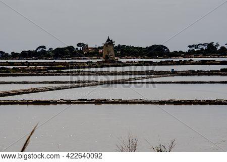 2021 05 29 Marsala Windmills In The Salt Flats 7