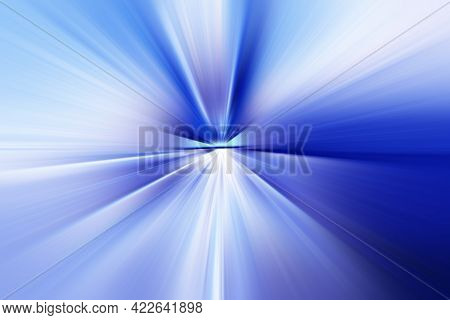 Abstract Surface Of Radial Blur Zoom  In Dark Purple And Light Purple Tones. Bright Colorful Backgro