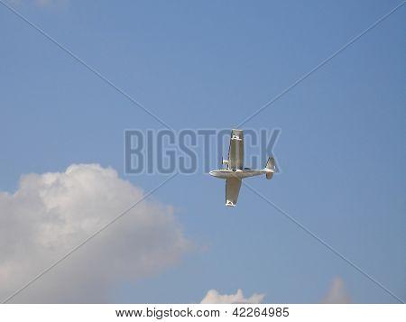 Catalina Oa-10 In Sky