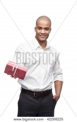 Ypund Black Man