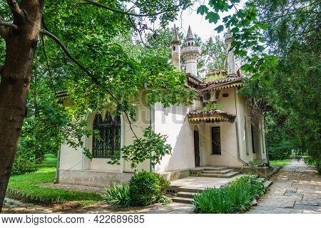 Kitchen Building, Part Of Vorontsov House, Located In Old Urban Park Salgirka, Simferopol, Crimea. I