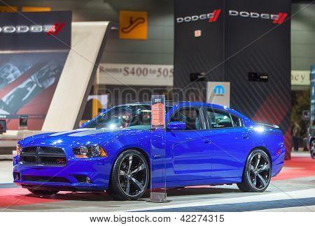 2014 Dodge Daytona Charger