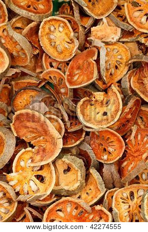 Dry Bale Fruit