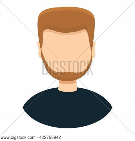 Anonymous Incognito Boy Icon. Cartoon Of Anonymous Incognito Boy Vector Icon For Web Design Isolated