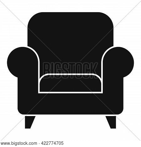 Relax Armchair Icon. Simple Illustration Of Relax Armchair Vector Icon For Web Design Isolated On Wh