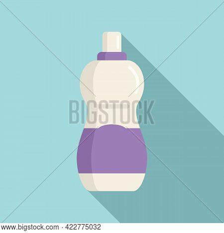 Softener Icon. Flat Illustration Of Softener Vector Icon For Web Design