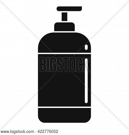 Softener Dispenser Icon. Simple Illustration Of Softener Dispenser Vector Icon For Web Design Isolat
