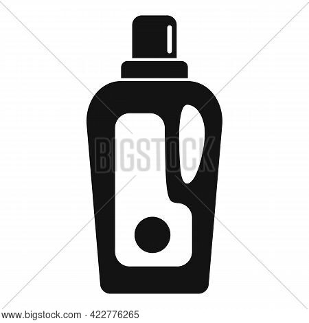 Softener Care Bottle Icon. Simple Illustration Of Softener Care Bottle Vector Icon For Web Design Is