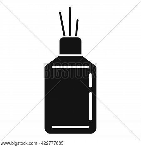 Aroma Diffuser Icon. Simple Illustration Of Aroma Diffuser Vector Icon For Web Design Isolated On Wh