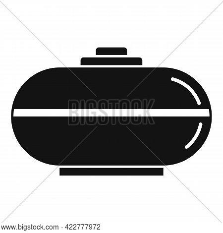 Essential Oil Diffuser Icon. Simple Illustration Of Essential Oil Diffuser Vector Icon For Web Desig