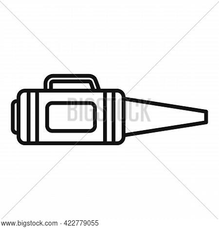 Disinfection Tool Icon. Outline Disinfection Tool Vector Icon For Web Design Isolated On White Backg
