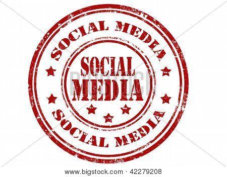 Social Media Stamp