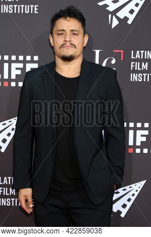 LOS ANGELES - JUN 2:  Jesse Garcia at the 7th and Union Premiere -  Los Angeles Latino International Film Festival at the TCL Chinese Theater IMAX on June 2, 2021 in Los Angeles, CA