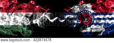 Hungary, Hungarian Vs United States Of America, America, Us, Usa, American, Jefferson City, Missouri