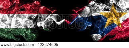 Hungary, Hungarian Vs United States Of America, America, Us, Usa, American, Lafayette, Indiana Smoky