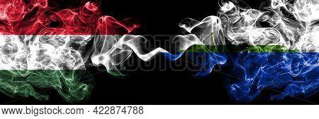 Hungary, Hungarian Vs United States Of America, America, Us, Usa, American, Navassa Island Smoky Fla