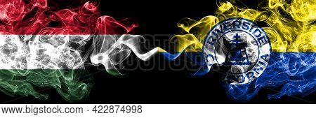 Hungary, Hungarian Vs United States Of America, America, Us, Usa, American, Riverside, California Sm