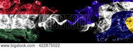 Hungary, Hungarian Vs United States Of America, America, Us, Usa, American, Sacramento, California S
