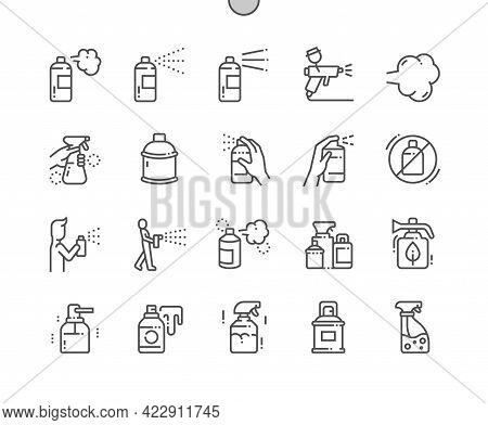 Spray. Garden Spray. Aerosol, Disinfection, Care, Bottle, Splash, Liquid, Household. Press Spray. Pi