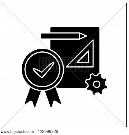 Approve Project Glyph Icon. Preparation, Submittal, And Approval Of Plans And Specifications. Accept