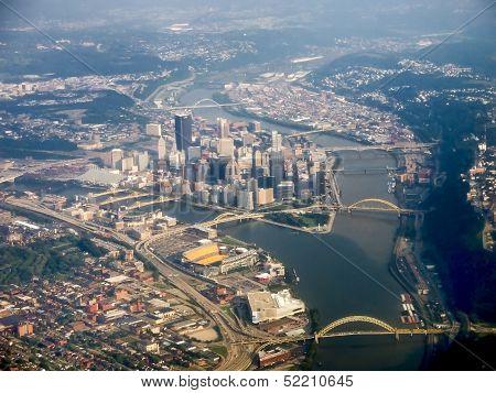 Pittsburgh Aerial