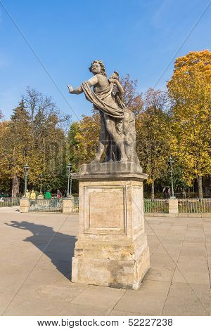 Statue of the hermaphrodite