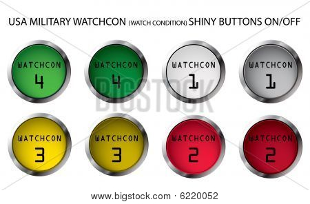 Watchcon Buttons