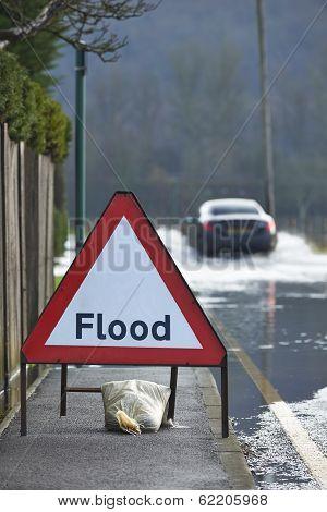 Flood Sign